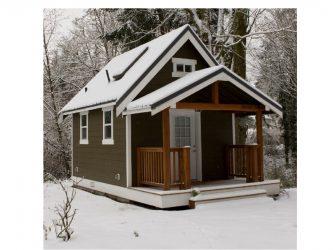 Небольшой дачный домик своими руками проекты - О нюансах в ...