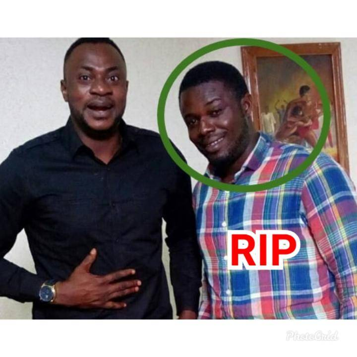 Photos of 5 Nollywood Stars Who Were Shot Dead