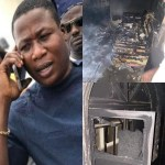 See More Photos Of The House Of Sunday Igboho That Was Burnt Down By Suspected Fulani Herdsmen