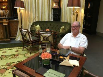 Venture capitalist and One Barangaroo resident Bob Blann