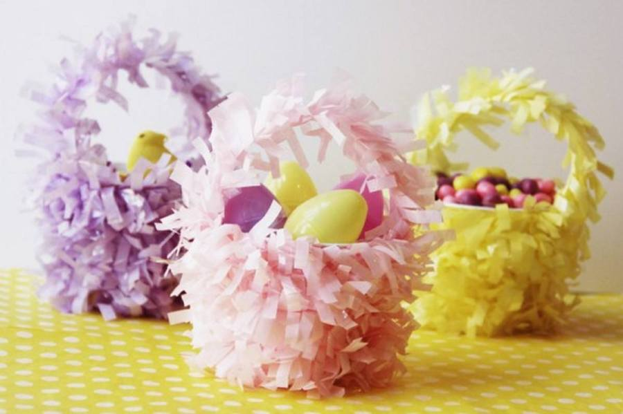 Need fun, new Easter basket ideas? Spruce things up with these DIY options! Toddlers, teens, and adults alike will love these creative Easter basket stuffers and treats.
