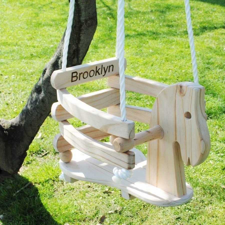 Swing sets are quickly becoming relics of the past, which is quite depressing. There was a time when kids stayed outdoors right from the moment they were done with school for the day until it was pitch dark in the night.