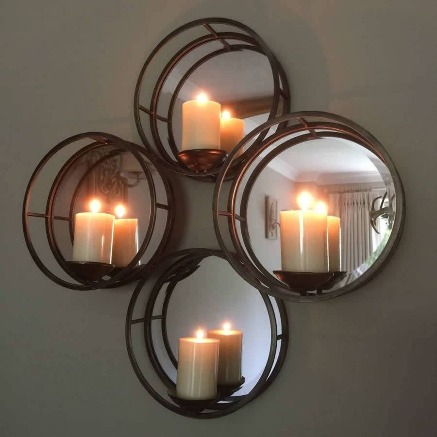 Unique Wall Sconces That Make A Statement - Shopping Ideas ... on Ultra Modern Wall Sconces id=39109