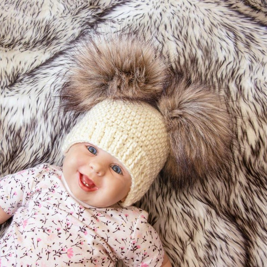 Do you have any cool winter hats that you love to wear to keep you warm during the cold winter months?