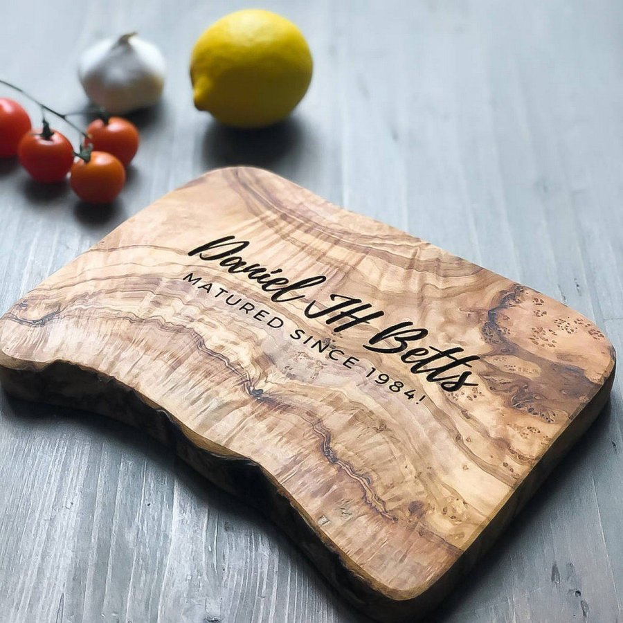 Cutting Boards are an essential tool in your kitchen, However, that does not mean that they have to be a bland and boring slab of wood or piece of plastic.