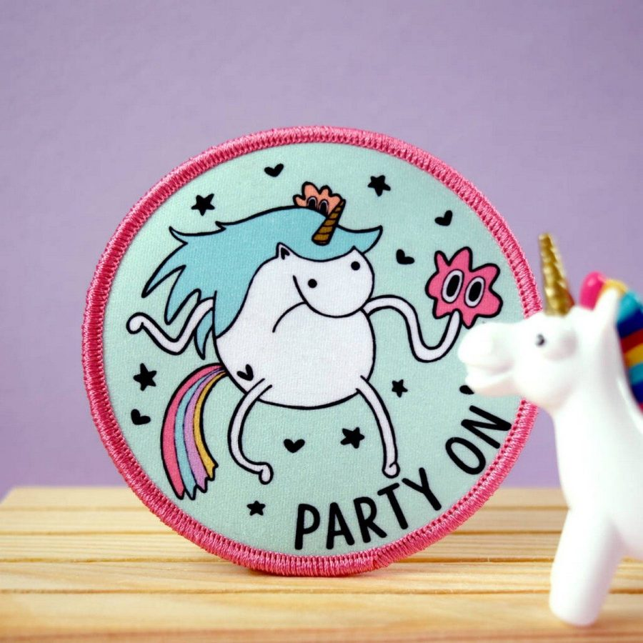 What in your life is more magical than your friendship with your BFF, and what animal is more magical than the unicorn?