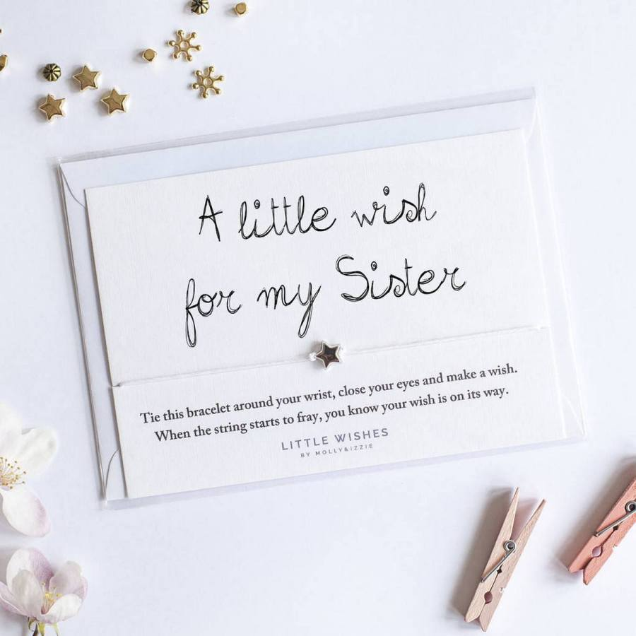 Take your sister by surprise with these unique and cool gifts. Whether she's a sister who loves journals, cooking, gadgets or simply pampering herself, there's a perfect gift here just for her.