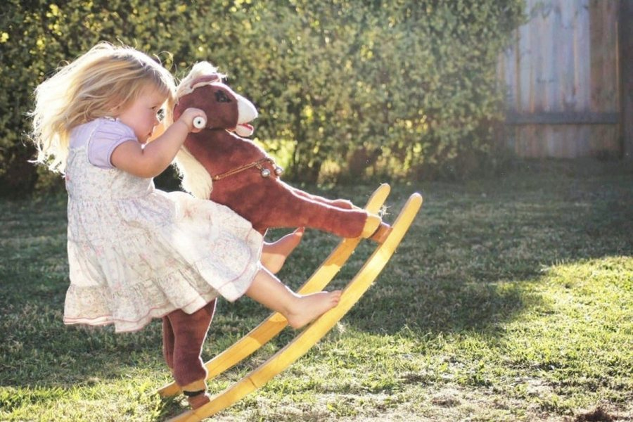 Did you love riding a rocking horse as a kid? Do you want to bring the fun back for your little one? There's no doubt that a rocking horse is a symbol of childhood.