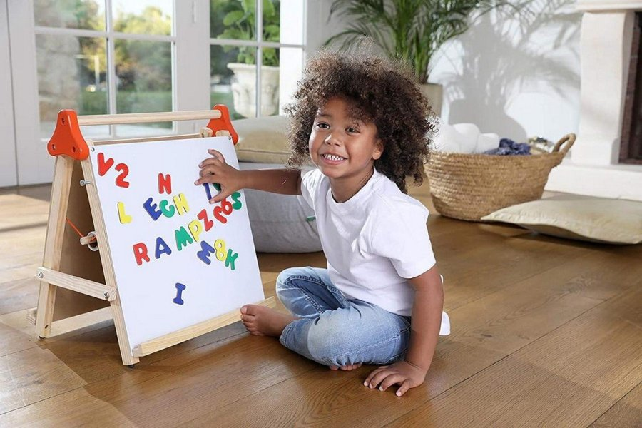 As you help your children study at home or strive to complete their homework, using a magnetic whiteboard for kids makes all the difference! Whether for writing, reading, or art purposes, a magnetic whiteboard offers convenience and ease in teaching and learning.