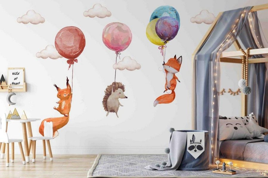 Many of the best baby rooms are lush and attractive but still incorporate natural elements making a woodland nursery theme an elegant solution for a baby boy or girl!