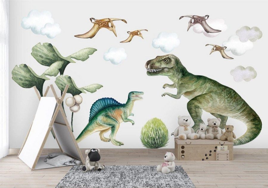 How many kids do you know who don't love dinosaurs? Not too many! Their history, their hugeness, their wingspan, their scaly skin, enormous bodies and imagined roars fill us with excitement.