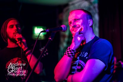 King Tuts Revenge, Mr Wolf's, Bristol, 2015