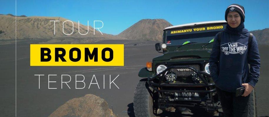 Paket Wisata Bromo Murah