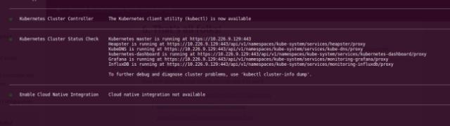 Kubernetes Installation using conjure-up on Ubuntu