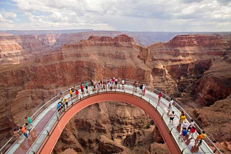 Grand Canyon Helicopter Tour Amp Skywalk Express