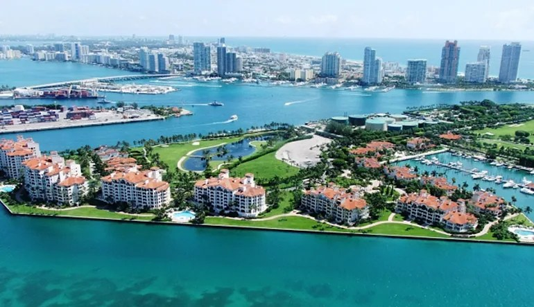Seaplane Scenic Tour Miami