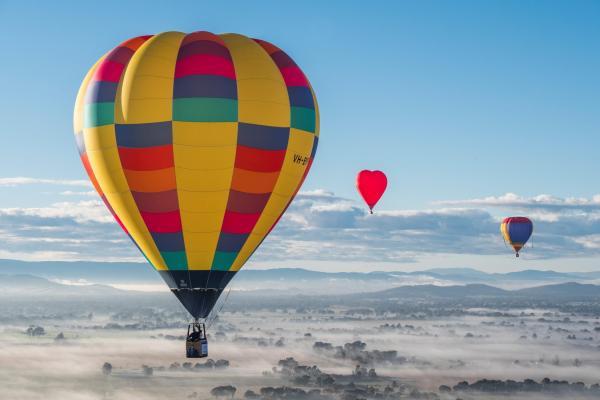 hot air balloon # 0