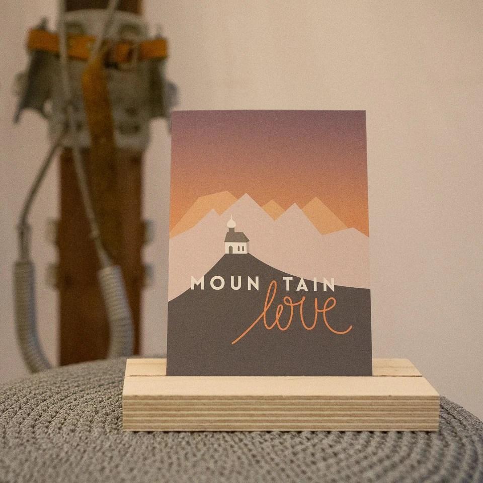 Mountainlove Bergliebhaber Accessoires