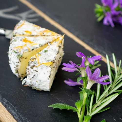 Geschenke Set Käsebretter mit Messer Just Slate