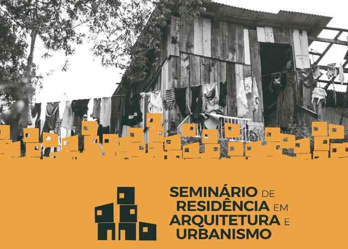 Seminário de Residência em Arquitetura e Urbanismo