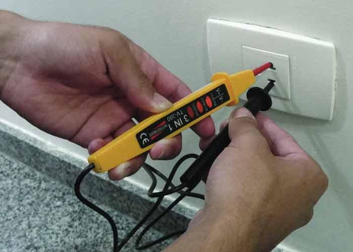 Cuidados com a elétrica em casos de umidade