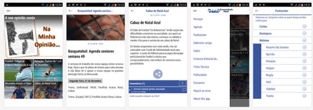 untitled mqwj5o Comunidade Azul com a sua app Android Oferece 50 bilhetes para o Belenenses Vs Braga image
