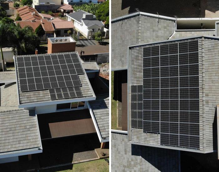 Eficiência energética Fronius em residências