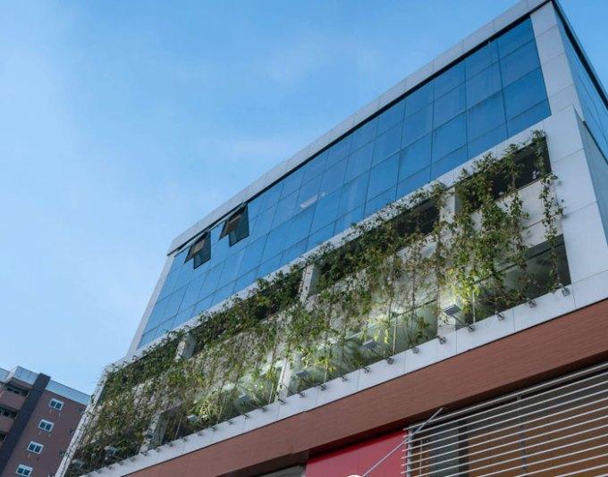 Brise Vegetal Ecotelhado