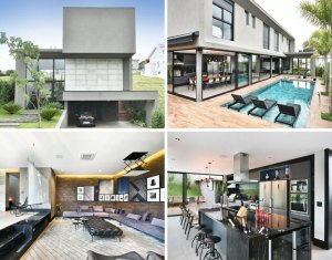 Casa em condomínio pelo LCVC