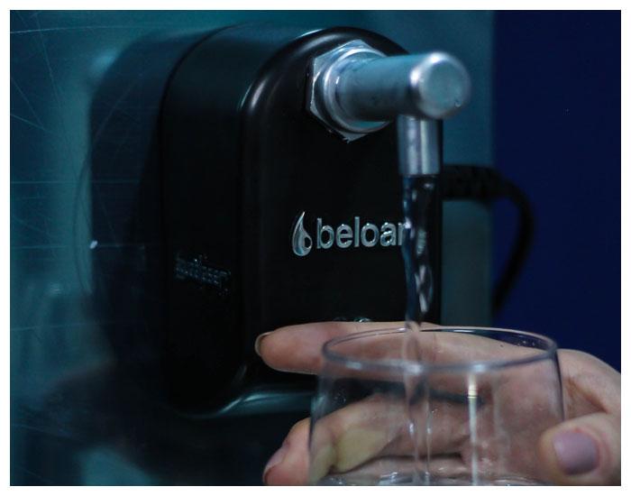 ÁguaàLaser com sensor para bebedouros