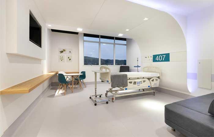 ARTO reforma Hospital Di Camp