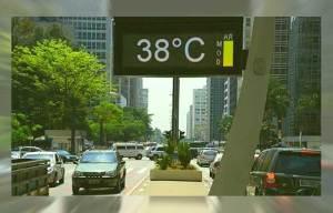 Aquecimento por gases de efeito estufa