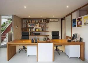 Rotina no home office pelo Korman