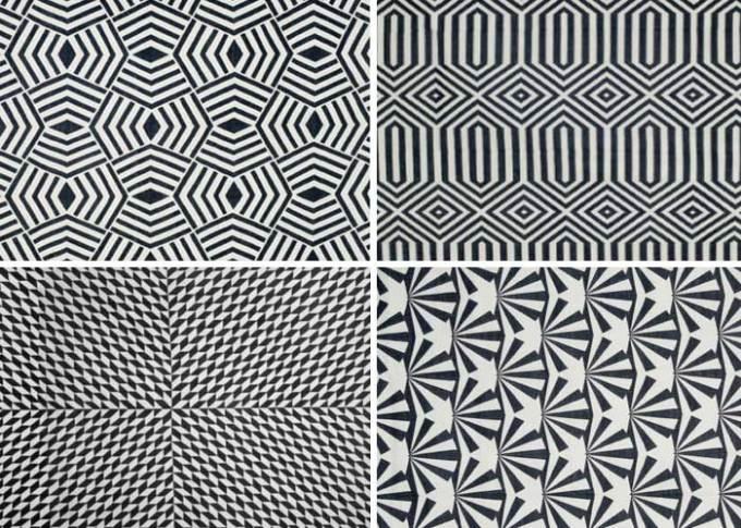 Square Foot lança coleção com tapetes pretos e brancos
