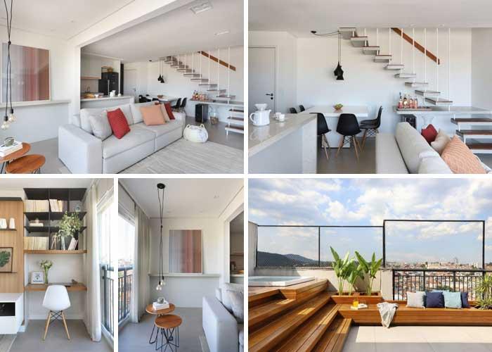 Studio Canto reconfigura duplex