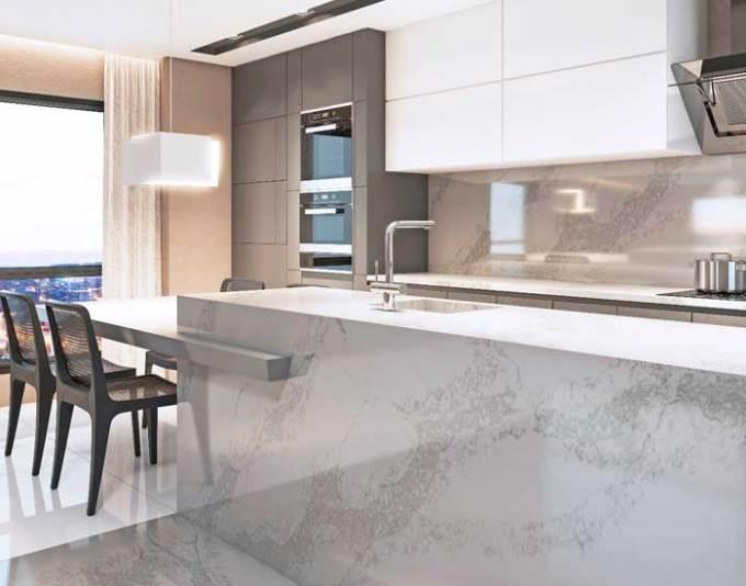 Topzstone Guidoni é durável e fácil de limpar