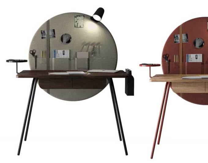 Mesa para Home Office por Melina Romano