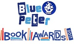 Shortlist for 2017 Blue Peter Book Awards revealed
