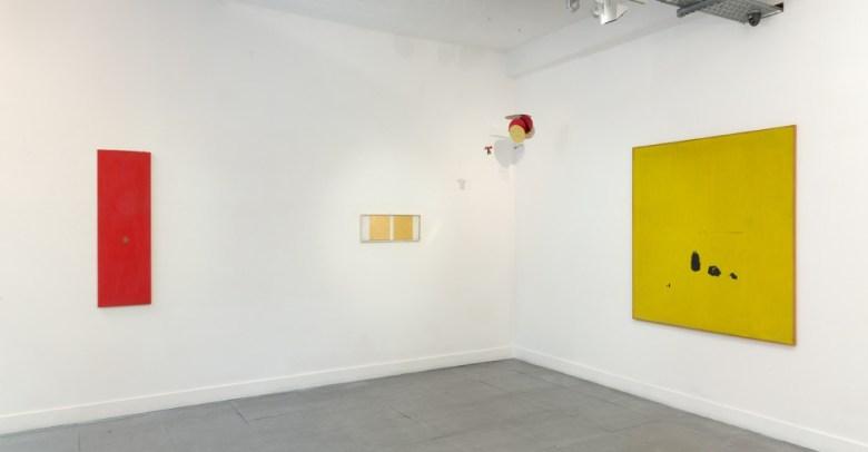 Li Yuan-chia, installation view. Courtesy Richard Saltoun Gallery.