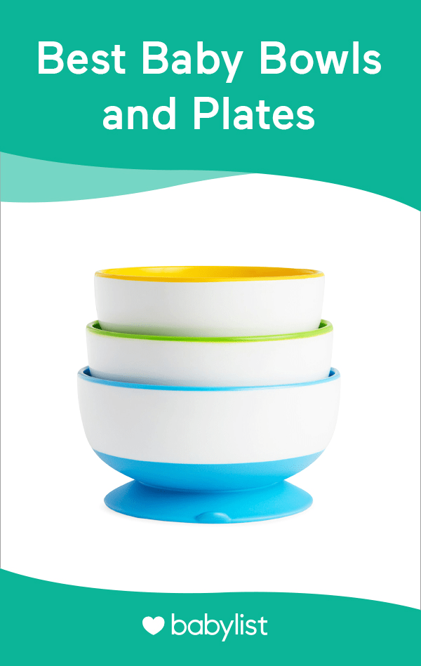 best bowls and plates for babies of 2021