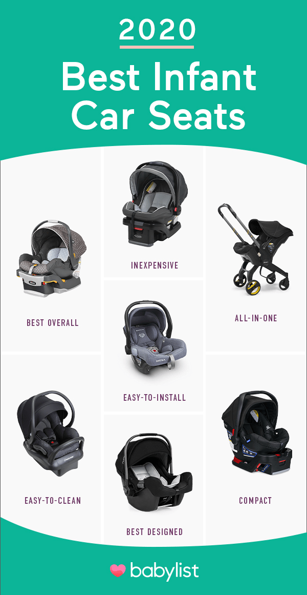 9 Best Infant Car Seats Of 2020
