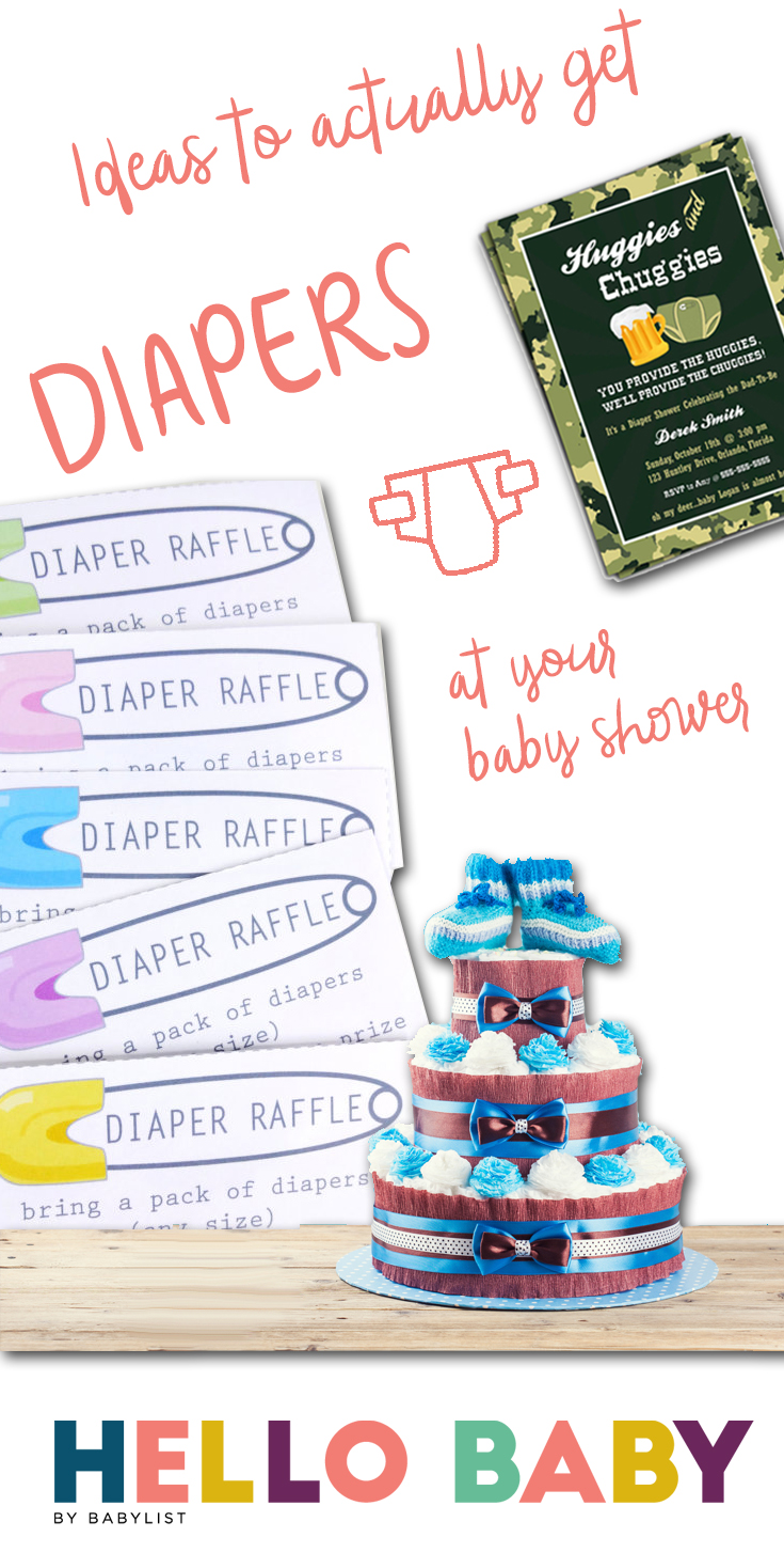 If You Re Wondering Whether It S Okay To Ask For Diapers In Your Baby Registry