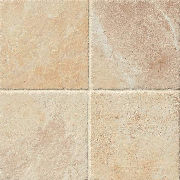 Rok 6 5  x 6 5  x 3 8  Floor and Wall Tile in Almond Home      Porcelain  Rok Tile  Share