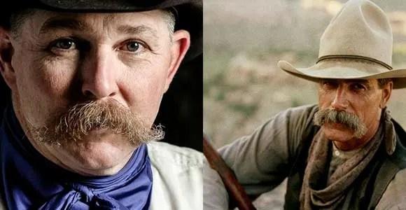 Cowboy Mustache styles 4