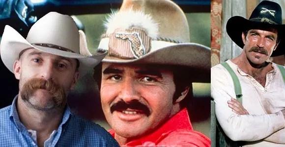 Cowboy Mustache styles 6