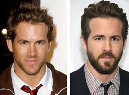 beard shows masculinity