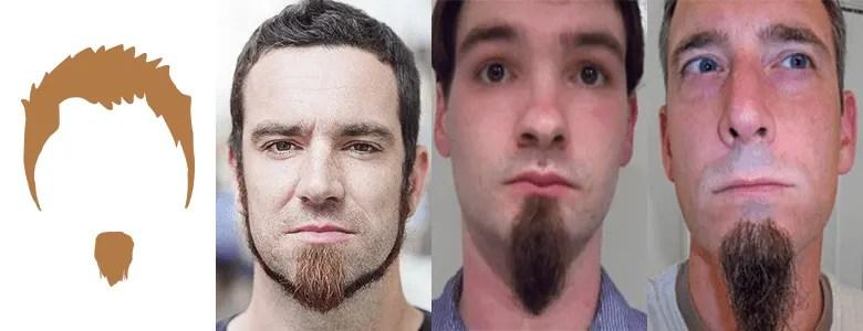 norse skipper goatee styles for men
