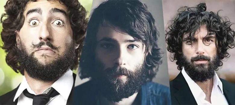 patchy facial hair - patchy beard styles