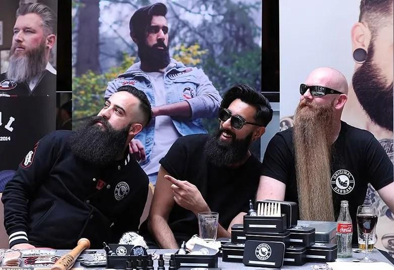 most popular full beard styles