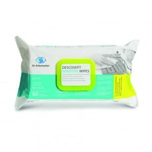 Descosept sensitive wipes